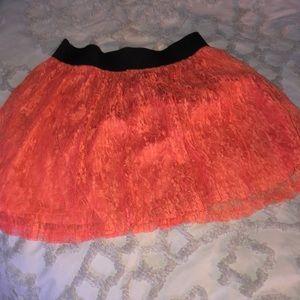 Candies brand skirt